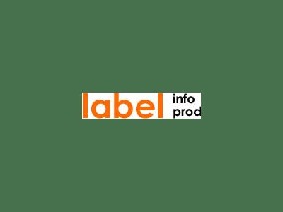 label info prod