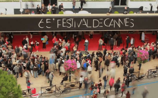reportage tv, international, festival de cannes, cannes film festival