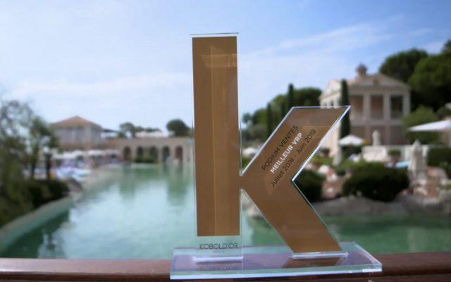 Au Monte Carlo bay, les équipes commerciales de Vorwerk ont célébré les meilleurs d'entre eux lors des Kobold'Or 2019
