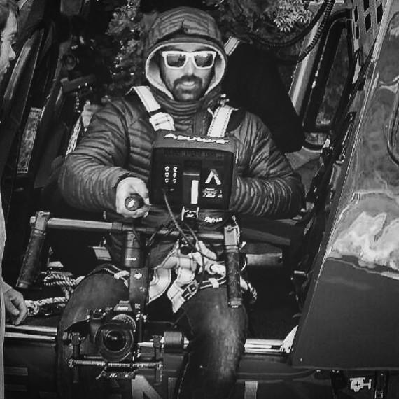 Monteur, coloriste et pilote de drone, Benjamin Nardini est un élément fort chez ONEProd