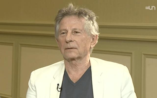 EN 2015 lors du Festival de Cannes, Nous avons filmé l'interview du réalisateur Roman Polanski pour la TSR
