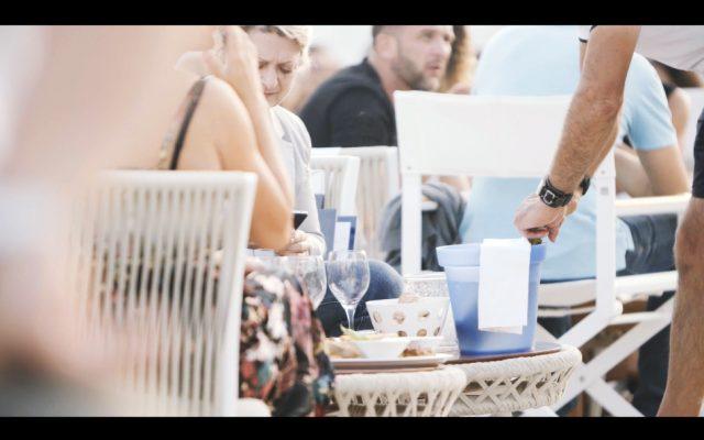 Soiree Live Music au Galet à Nice, reportage vidéo